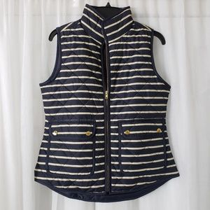 Kenar Puffer Vest Quilted Vest Size Small #